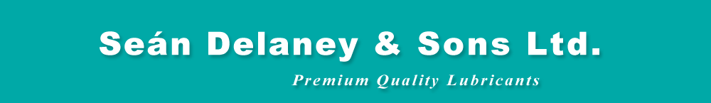 Sean Delaney and Sons - Premium Quality Lubricants